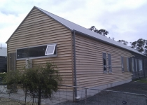 Timber Cladding 1