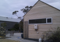 Timber Cladding 2