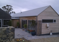Timber Cladding 3